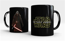Star Wars Force Awaken Kylo Ren Mug
