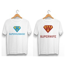 Super Husband & Super Wife