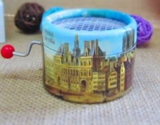 Hogwarts Hedwig's Music Box