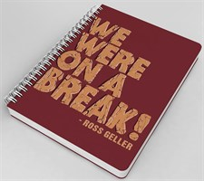 We Were On A Break