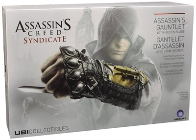 Assassin S Creed Syndicate Assassin S Gauntlet With Hidden Blade Weapon Replica Movie Collectible