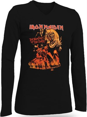 Iron maiden digital printed t shirts movie t shirts tv for T shirt printing exhibition