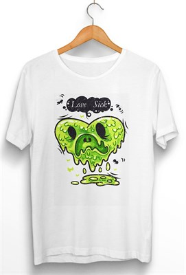Love sick t shirt direct to garmet dtg direct to for Dtg printed t shirts